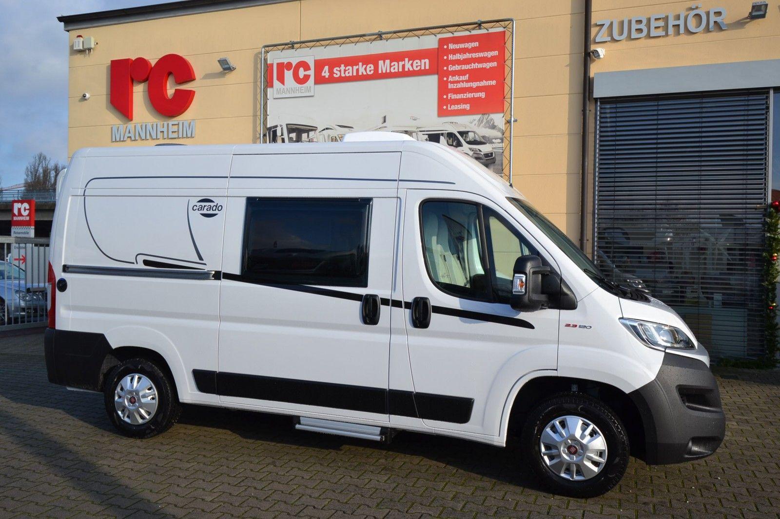 RC Mannheim - ReisemobilCenter  Verkauf  - Camper Van (Vlow 10