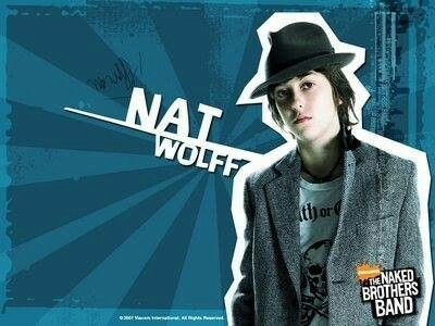 Naked brothers band nat wolff