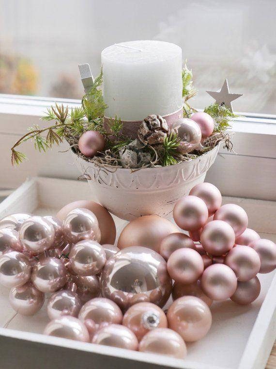 Weihnachtskugeln Lovely Marzipan