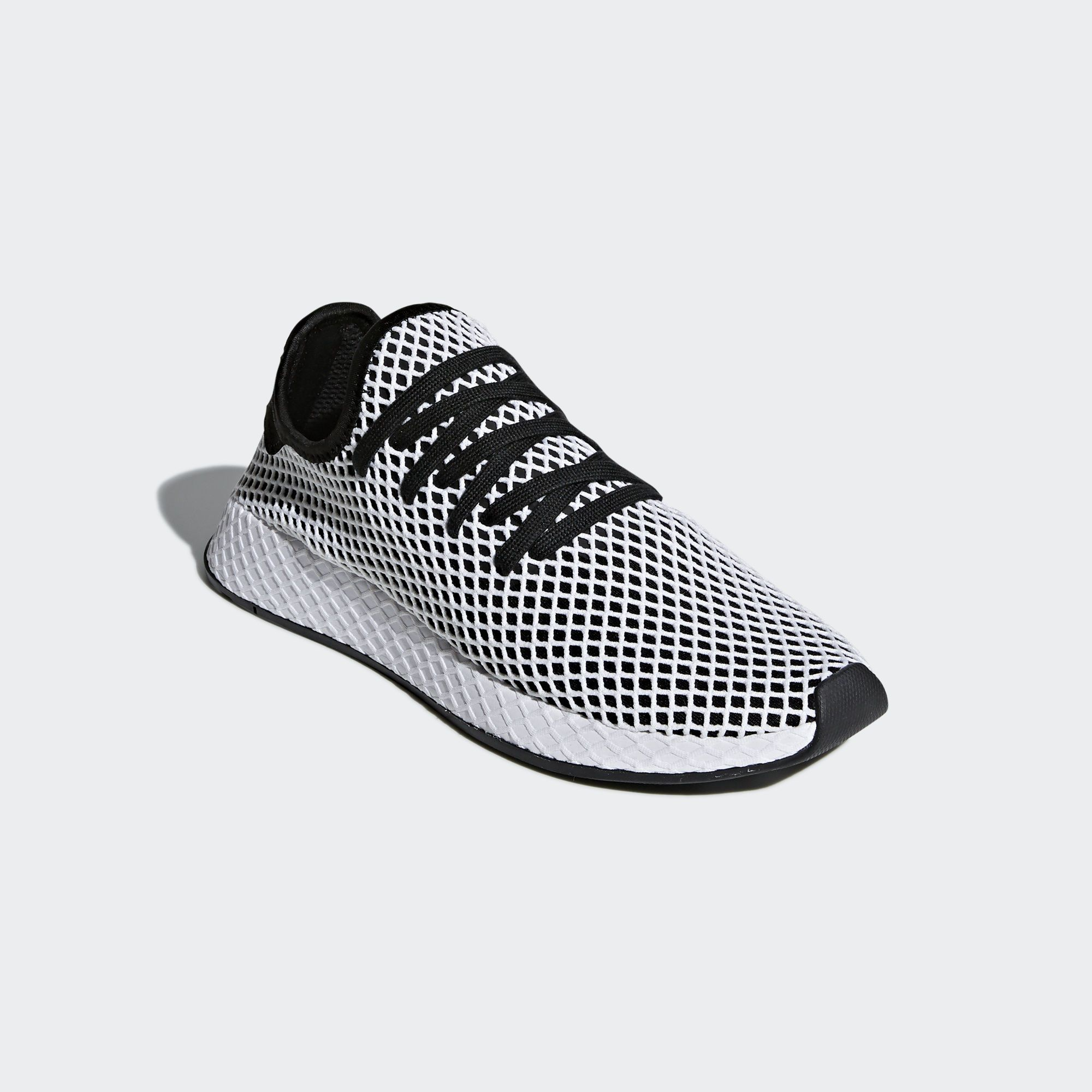 adidas Deerupt Runner Shoes - Black | adidas US | Estilo de ...