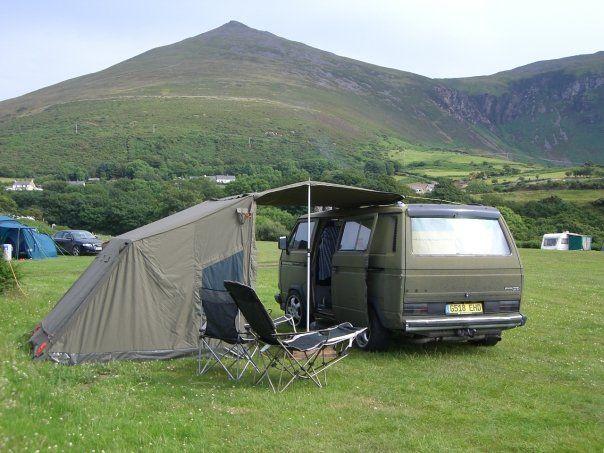 Oz tent - 30 sec setup & Oz tent - 30 sec setup | VW Awning | Pinterest | Tents
