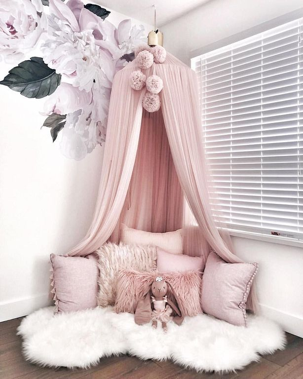 20 Cute Kids Reading Nook Ideas With Canopy Tween Girl Bedroom