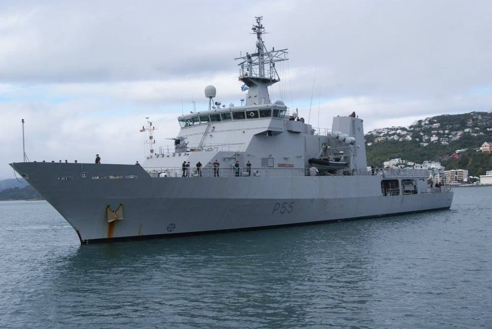Hmnzs Wellington Arrives To Homeport For Anzac Day Anzac Anzac Day Wellington