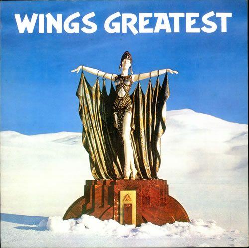Paul Mccartney And Wings Wings Greatest Poster Uk Vinyl Lp Album Lp Record In 2020 Paul Mccartney Wings Paul Mccartney Silly Love Songs