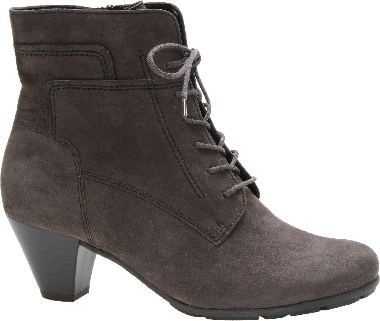 Womens Comfort Basic Boots, Black Gabor