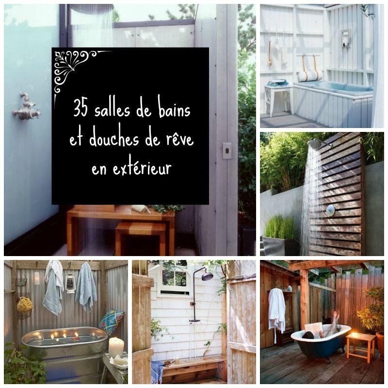 HOME  GARDEN 35 salles de bains et douches de rêve en extérieur