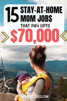 17 Stay at Home Mom Jobs: Stress-Free $50/hr Jobs!