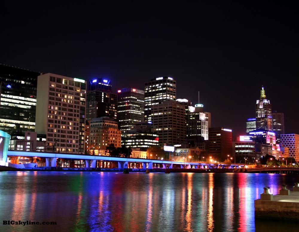 Melbourne Australia Beautiful Melbourne Australia City Melbourne Australia City Skyline