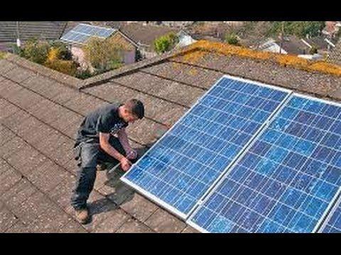 Building Solar Panels For Dummies Video