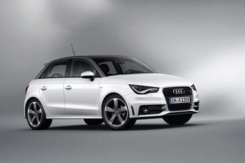 audi a1 sportback 1 4 tfsi s line s tronic in white new. Black Bedroom Furniture Sets. Home Design Ideas