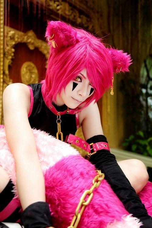 Alice in Wonderland cosplay - Boris Airay