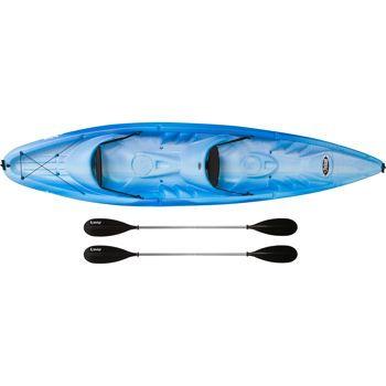 Costco PelicanTM Apex 130T Sit On Top Tandem Kayak