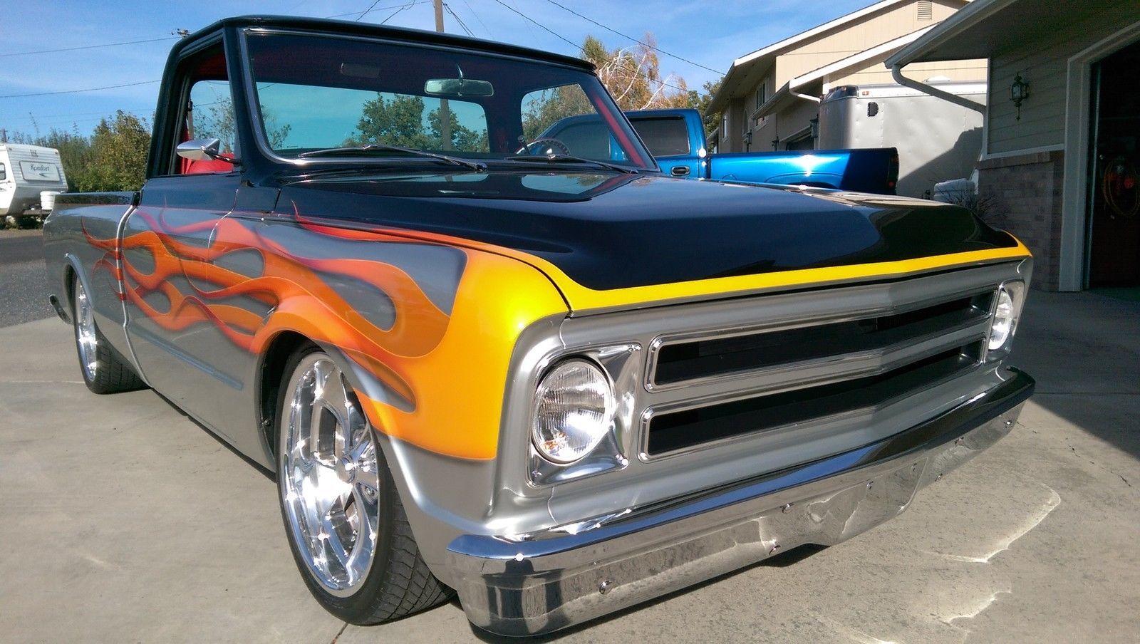 1969 chevrolet pickup for sale