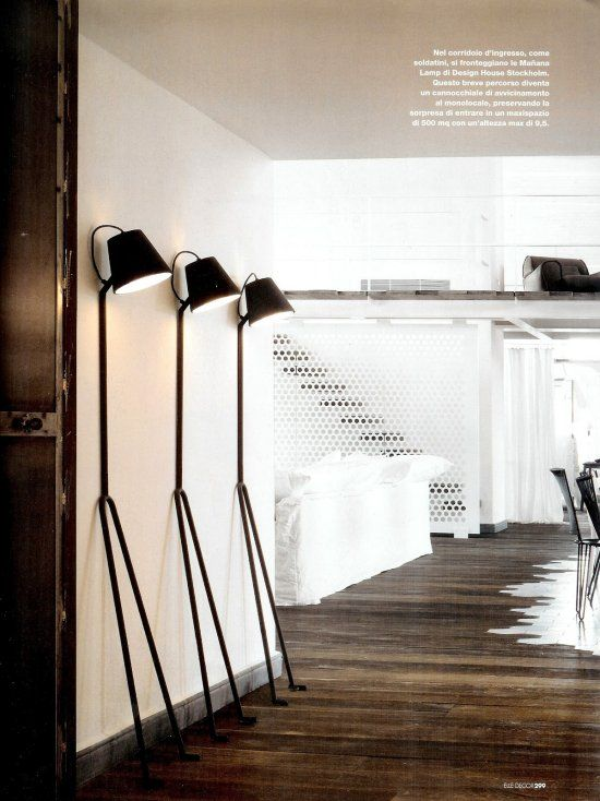 home designed by Paola Navone