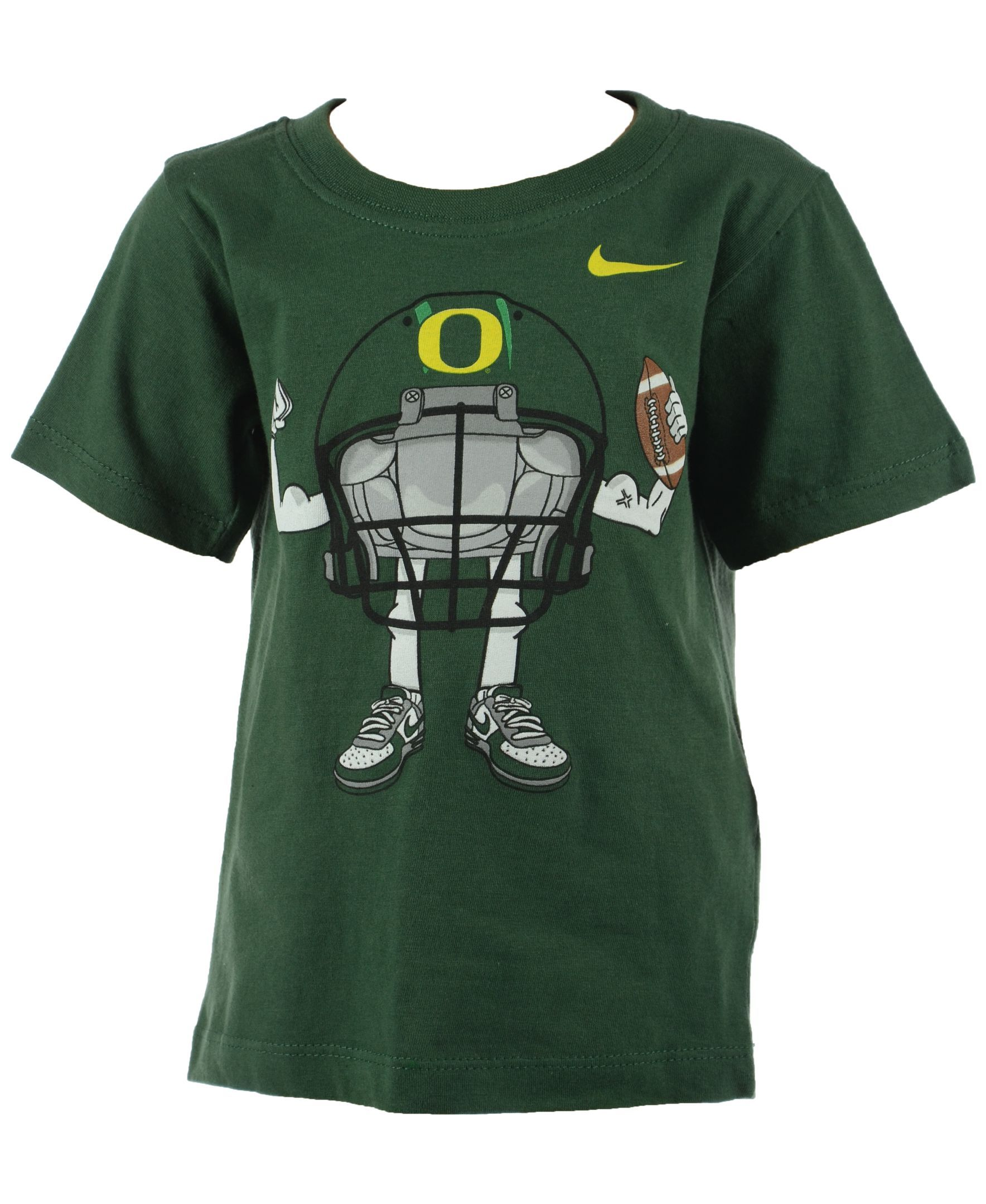 4ab70b39b739e Nike Babies  Oregon Ducks Helmet T-Shirt - Sports Fan Shop By Lids - Men -  Macy s