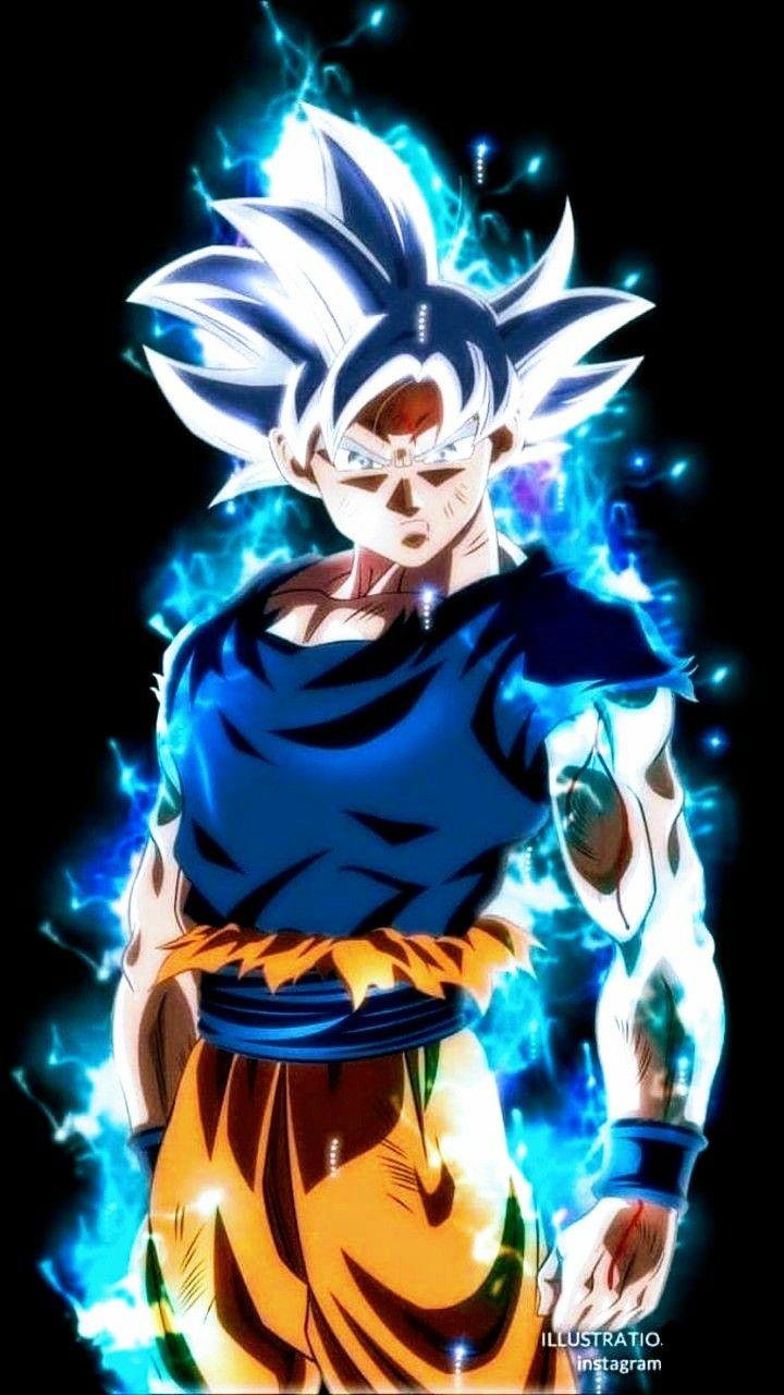 Goku migatte no gokui dominado | Dragon ball super manga, Anime dragon ball  super, Dragon ball goku