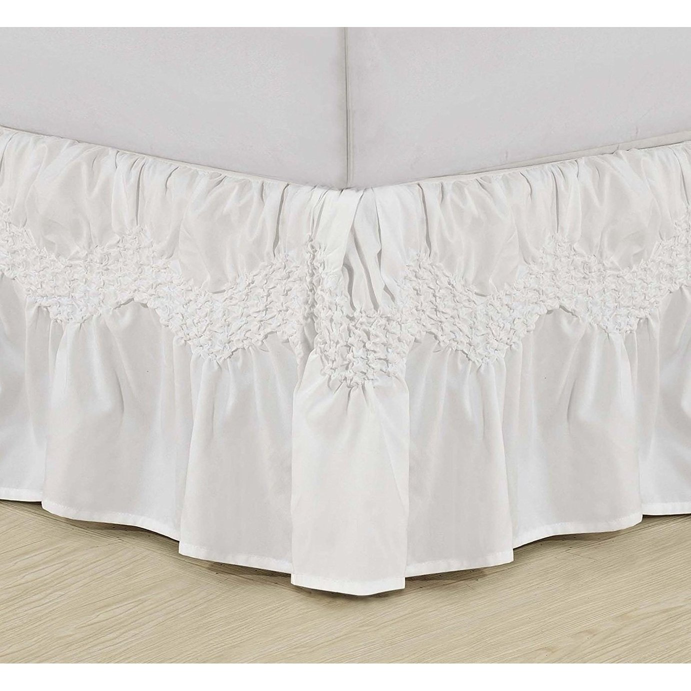 Petite Elegant Comfort Wrinkle Resistant Puff Collection Ruffled