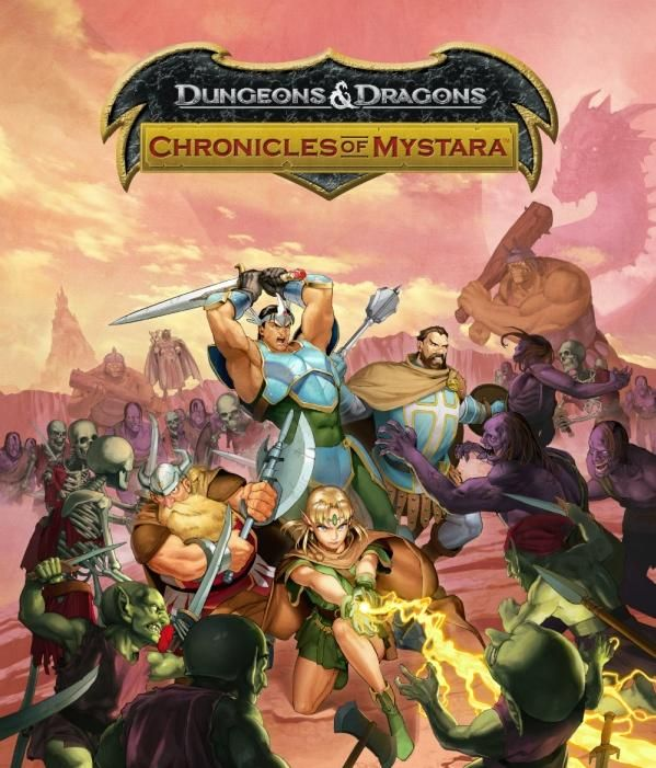 capcom dougens and dragons | Dungeons & Dragons Chronicles of Mystara