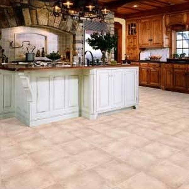This Congoleum Duraceramic Floor Has The Look, But Not The