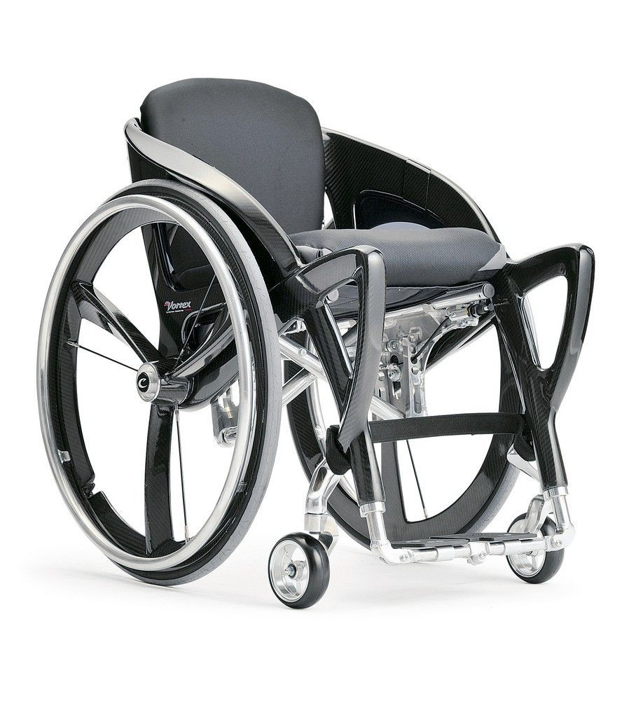 Good Design Awards Active Wheelchair By Vortex For Nissin Medical