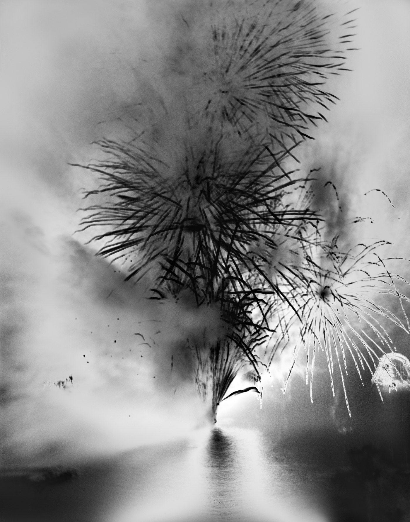 The most stunning photos of fireworks dont have a lick of