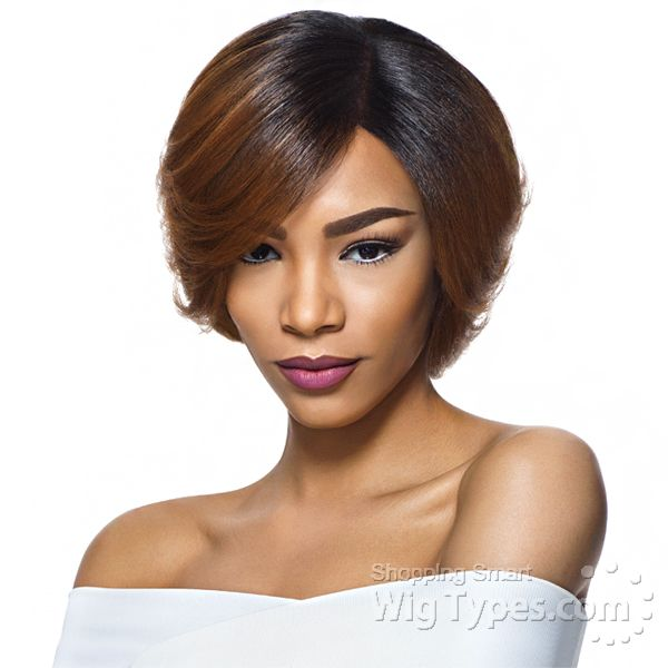 Outre Synthetic Swiss X Lace Front Wig -  ANIKA (4X4 Pre-Plucked Swiss Lace Part) [11374]