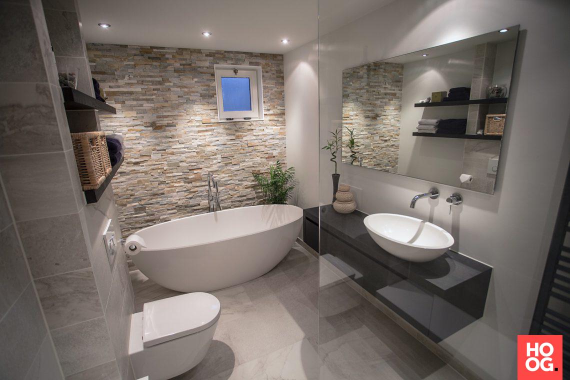 De Eerste Kamer - Natuurlijke Badkamer - Hoog □ Exclusieve woon- en ...