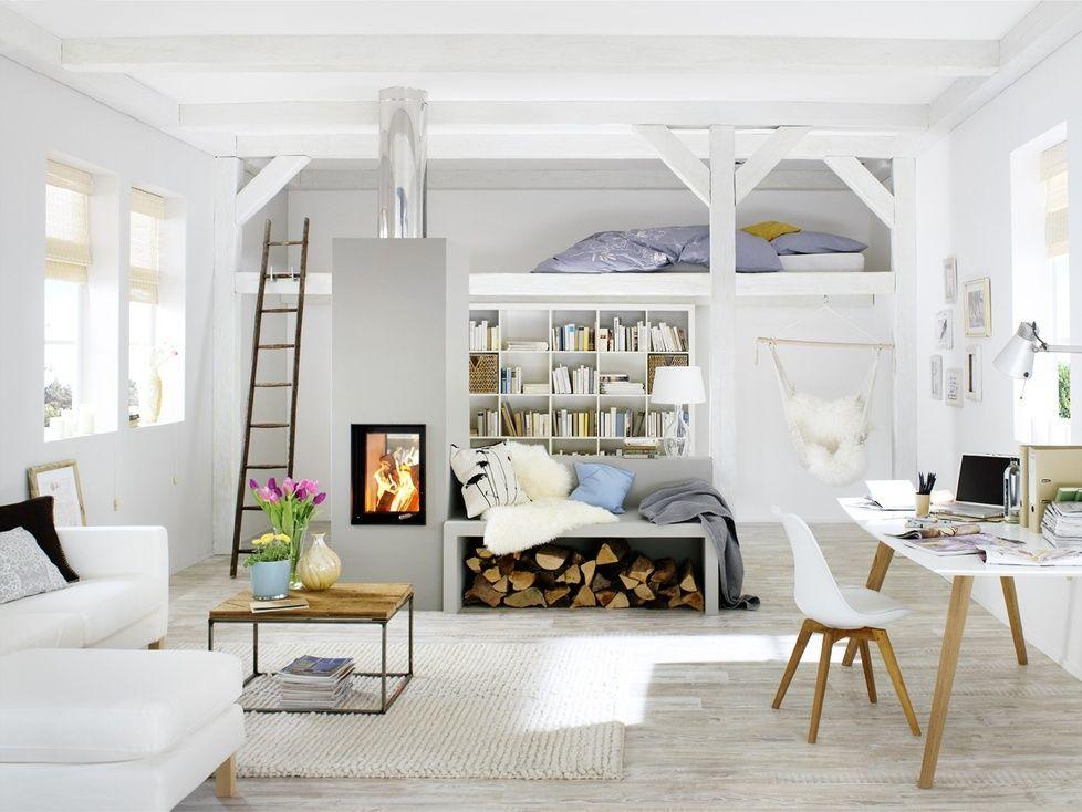 Best Skandinavisch Wohnen Wohnzimmer Gallery - House Design Ideas ...