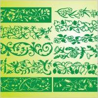 Medieval Scroll Borders | Free vector art, Vector free ...