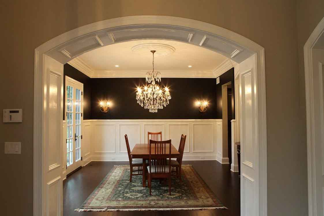 Panel Opening and Arch Design | MMHC Public | Pinterest