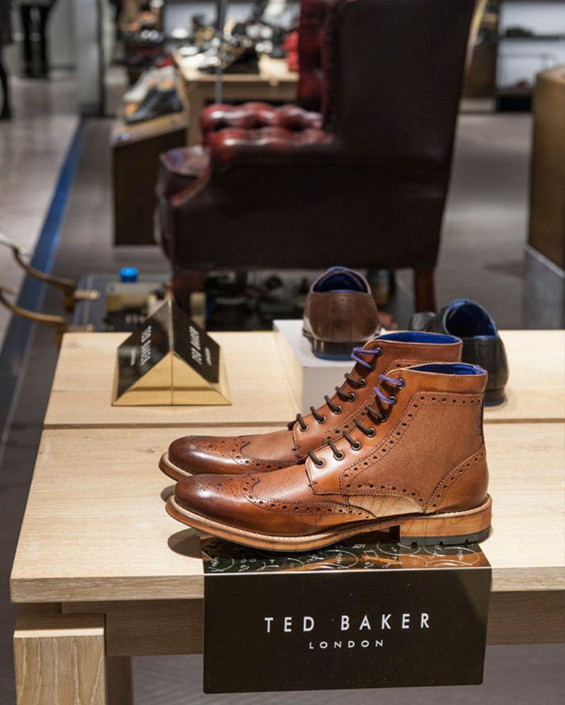 Ted baker shoes, Footwear, Shoe display