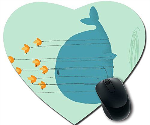 Summer Comfortable Mouse Pad Heart Shaped Printed Art Of Whale Mouse Pad http://www.amazon.com/dp/B00MJO8IAE/ref=cm_sw_r_pi_dp_zsA5tb196HAZJ