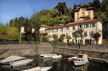 Sesto Calende, Italy in Lombardy, 30 miles north of Milan