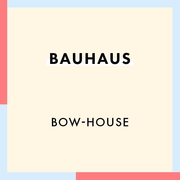 Bauhaus, School Architecture, Design