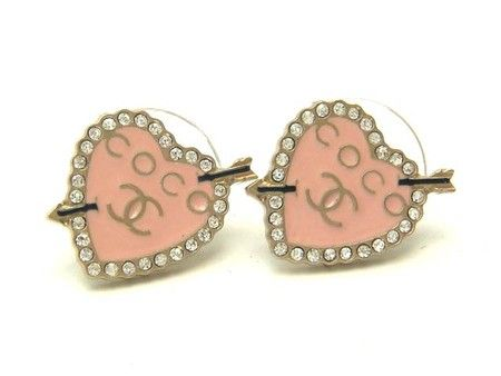 Coco Chanel earings :-)