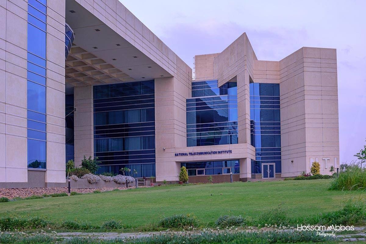 القرية الذكية مدينة 6 اكتوبر Resort Egypt Building