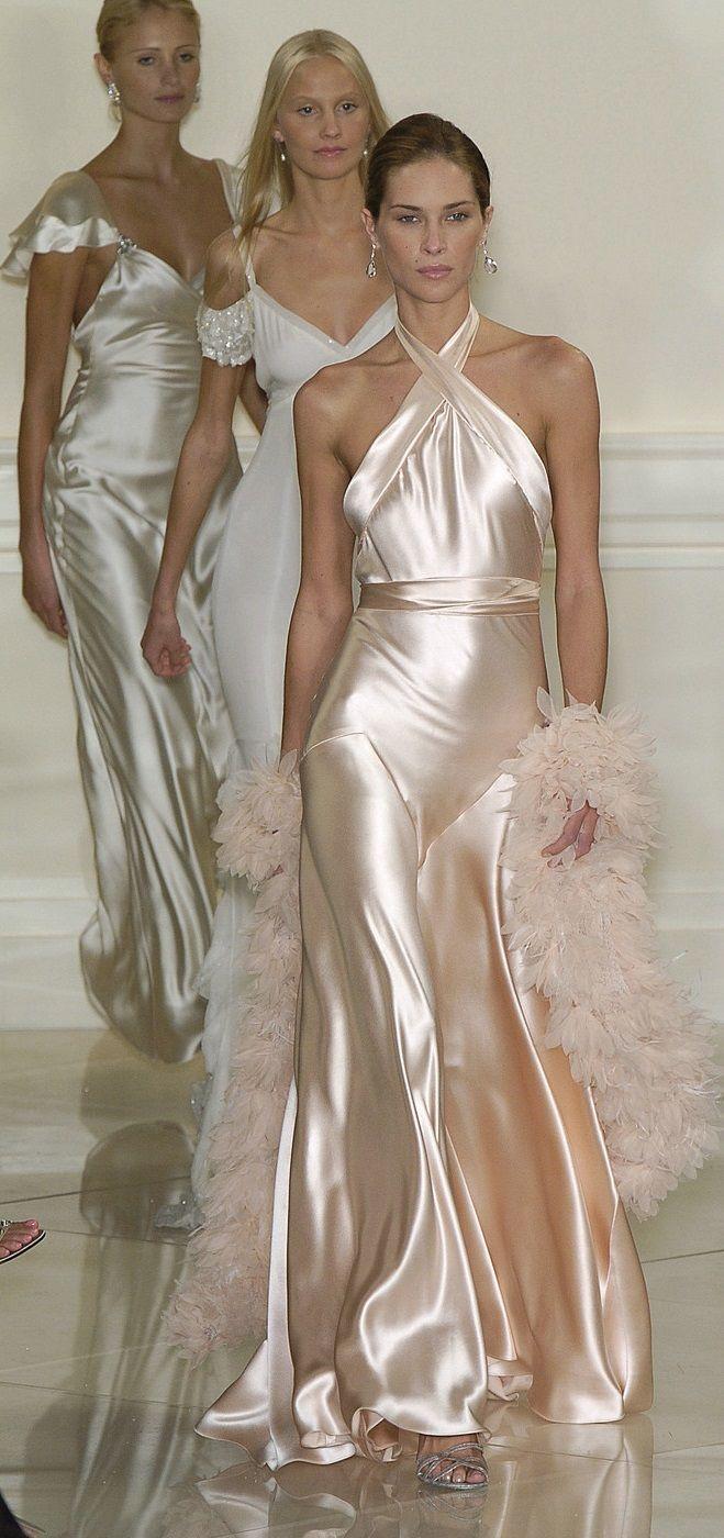 evening dress and night dress   Fabulous gowns   Pinterest   Satin ...