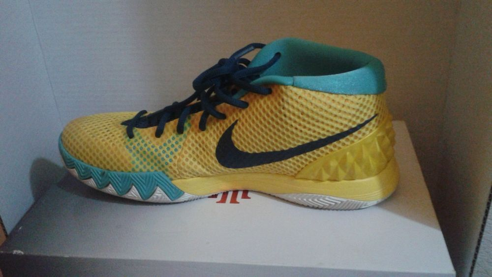 9e2d87850489 Nike Kyrie 1 Letterman Multicolor basketball shoes 705277-737  fashion   clothing  shoes  accessories  mensshoes  athleticshoes (ebay link)