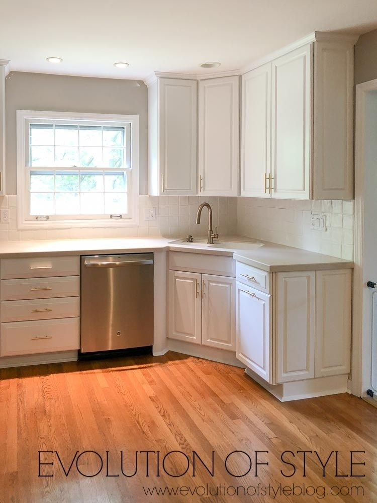 Favorite White Kitchen Cabinet Paint Colors In 2020 Painted