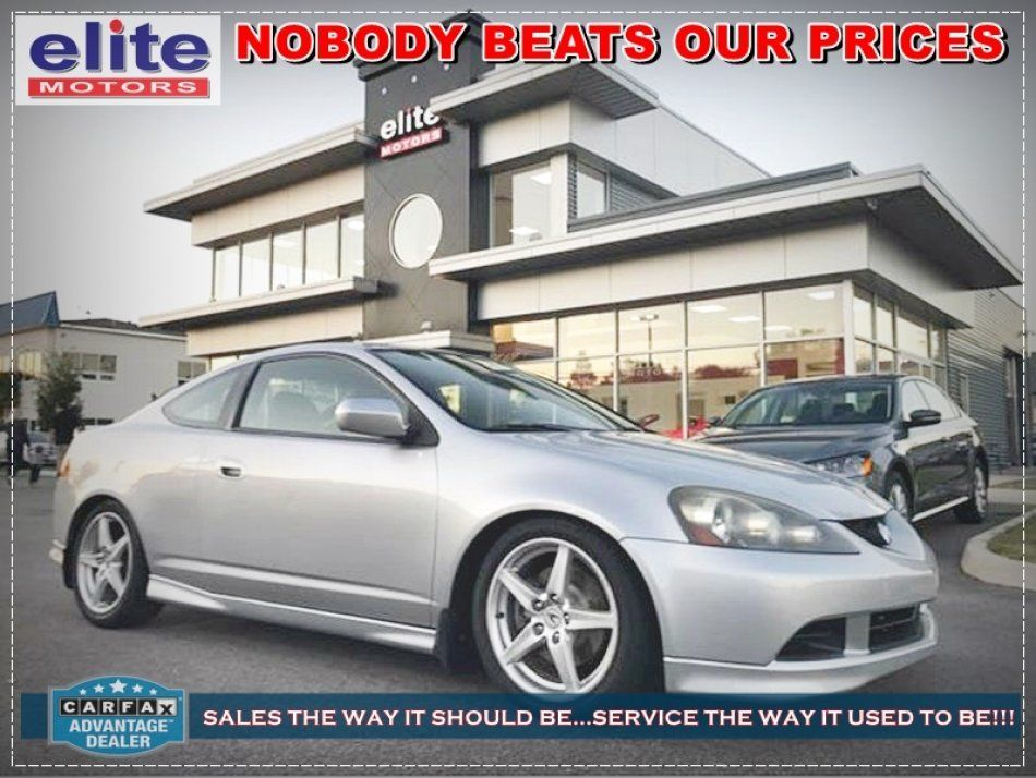 Used 2005 Acura Rsx Type S Near Virginia Beach Va Internet