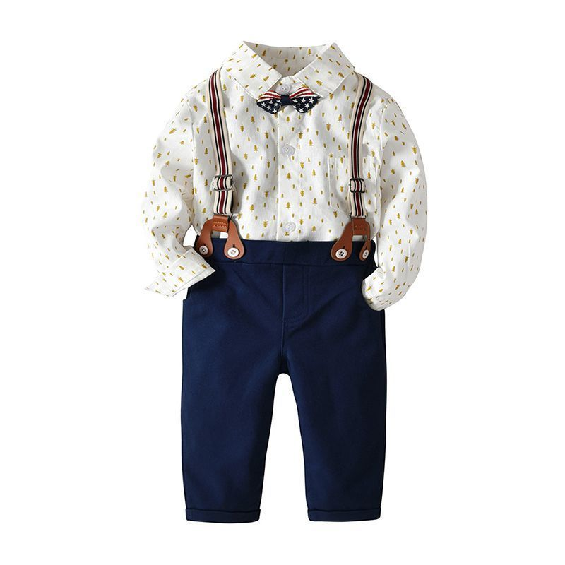 Sweater and Pants Set Baby Boy/'s Nautica 3 Piece Button-Down Gray//Navy