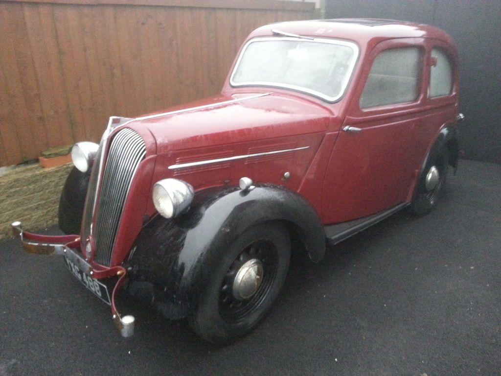 1937 Standard Flying 9 #eBay #Auction #British | Barn find ...