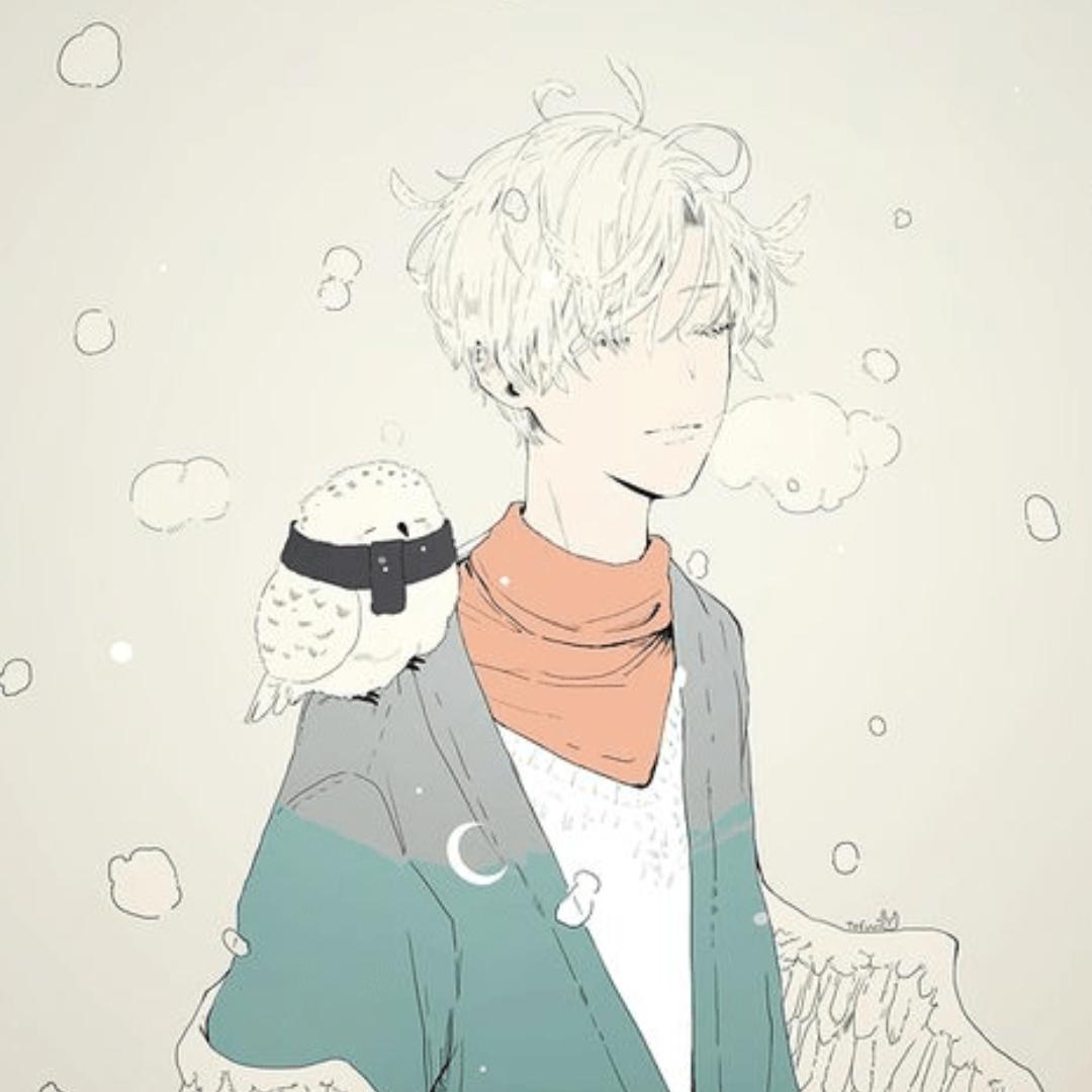 White, Free Image in 2019 Anime art, Manga art