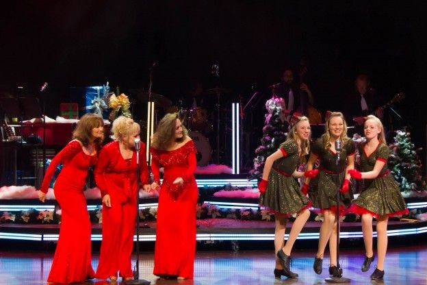 janets favorite moment in this years andy williams christmas show - Andy Williams Christmas Show