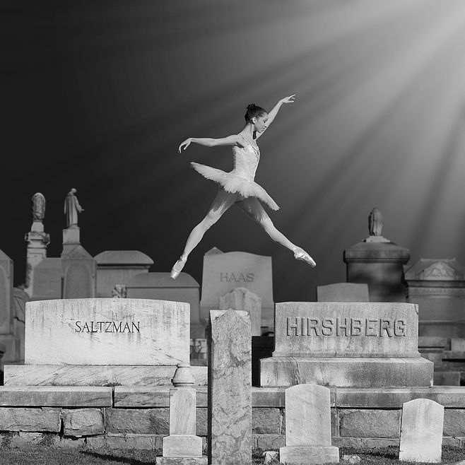 Richard Calmes - Dance Spirit. S)