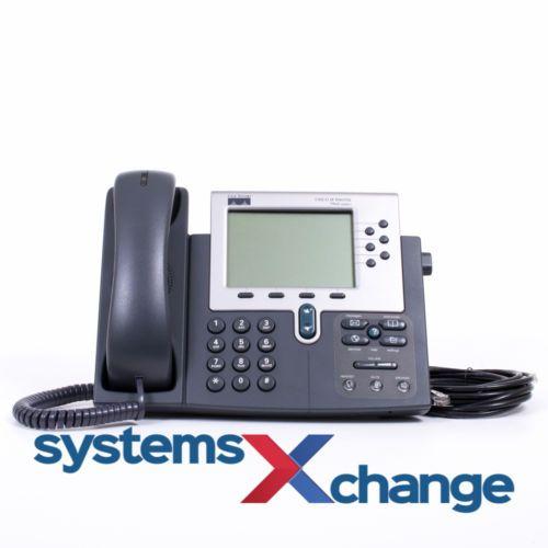 Cisco-CP7960G-VoIP-IP-SIP-Phone-12-Month-Warranty-Grade-A