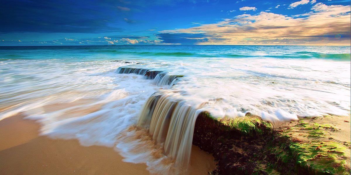Beaches Landscapes Nature Beautiful Beaches Beautiful Waterfalls Beautiful Nature