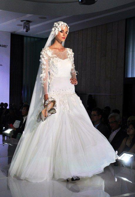 Wedding Dress Wanpa Of Malaysia Your Full Time Trustworthy Fashion Designer Designers Ux