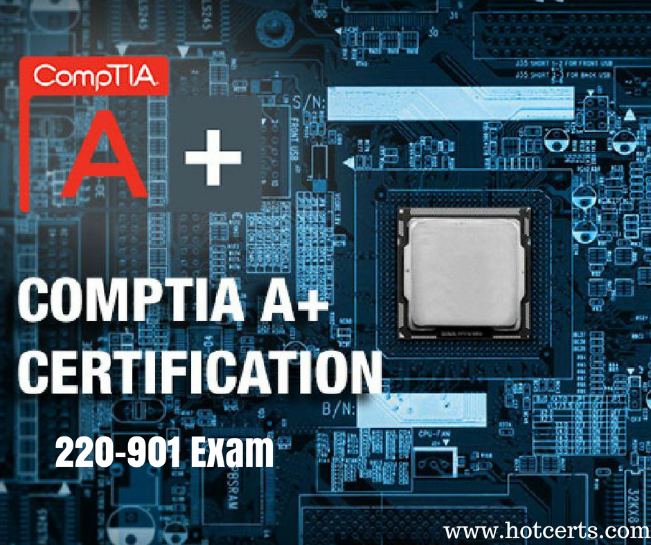 If you're interested in CompTIA A+ Certification Exam 220