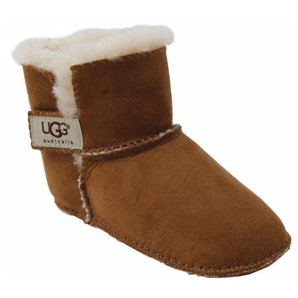 7ae09c277bf Ugg Australia Chestnut Erin Sheepskin Boot For Infants ($73 ...